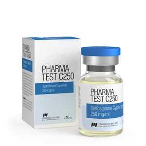 Testosterone cypionate 10ml vial (250mg/ml) online