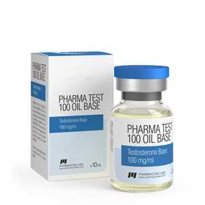 Testosterone Base 10ml vial (100mg/ml) online