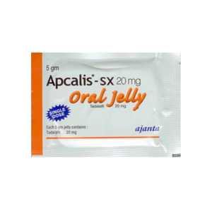 Tadalafil 20mg (10 pills) online