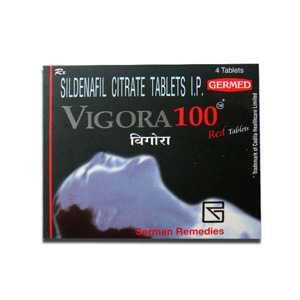 Sildenafil Citrate 100mg (4 pills) online