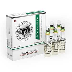 Drostanolone propionate (Masteron) 5 ampoules (100mg/ml) online