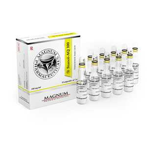 Stanozolol injection (Winstrol depot) 10 ampoules (100mg/ml) online