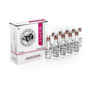 Testosterone enanthate 10 ampoules (300mg/ml) online