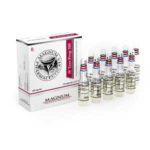 Testosterone propionate 10 ampoules (100mg/ml) online