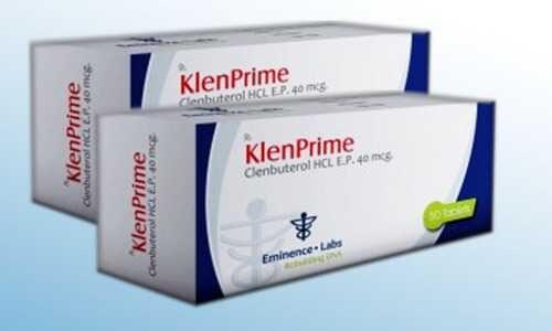Clenbuterol hydrochloride (Clen) 40mcg (50 pills) online