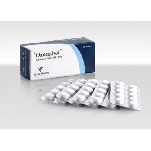 Oxandrolone (Anavar) 10mg (50 pills) online