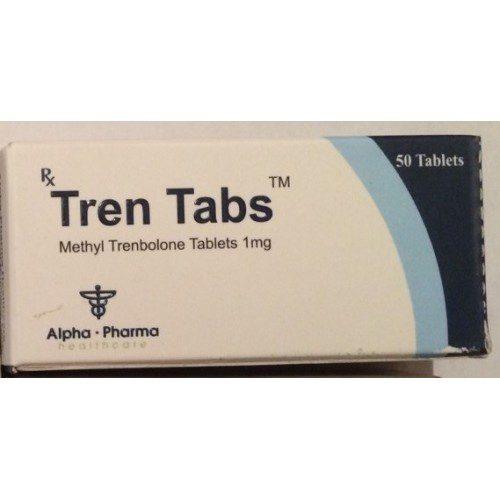 Methyltrienolone (Methyl trenbolone) 1mg (50 pills) online