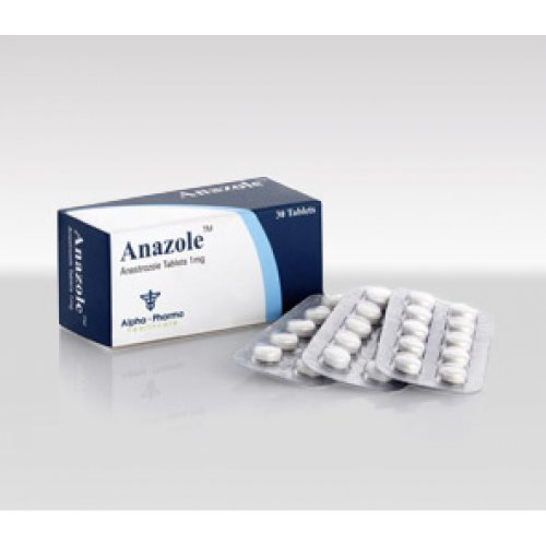 Anastrozole 1mg (30 pills) online