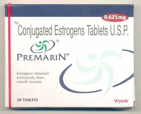 Premarin 0.625mg (28 pills) online