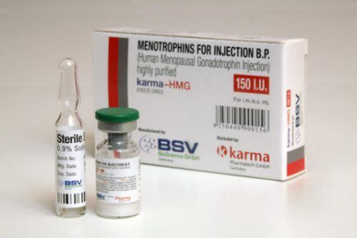 Human Growth Hormone (HGH) 1 vial of 150IU online