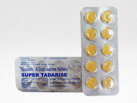 Tadalafil 20/40 (10 pills) online