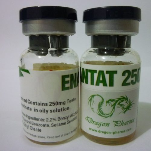 Testosterone enanthate 10 ampoules (250mg/ml) online