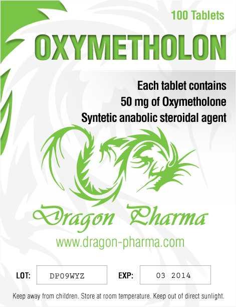 Oxymetholone (Anadrol) 100 tabs (50 mg/tab) online