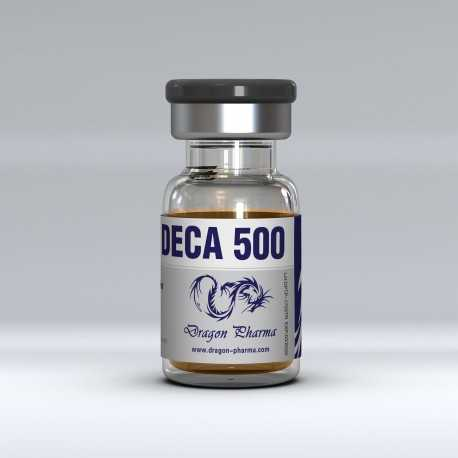 Nandrolone decanoate (Deca) 10 ml vial (500 mg/ml) online