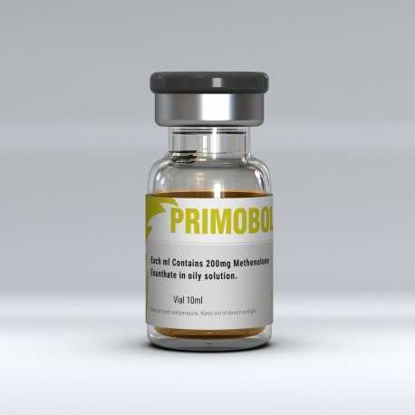 Methenolone enanthate (Primobolan depot) 10 mL vial (200 mg/mL) online