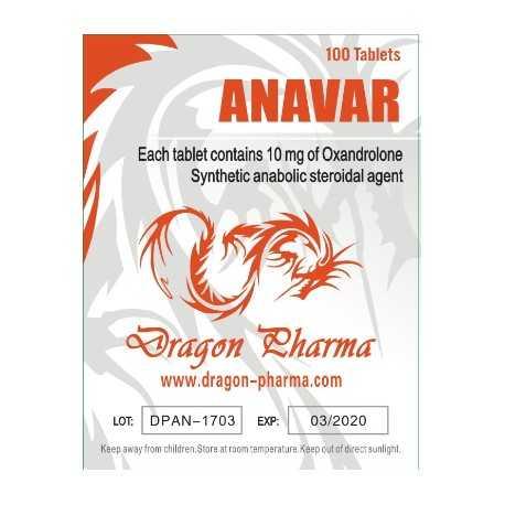 Oxandrolone (Anavar) 10mg (100 pills) online