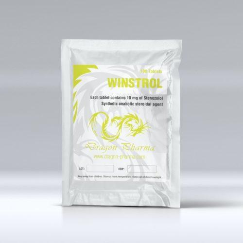 Stanozolol oral (Winstrol) 10mg (100 pills) online