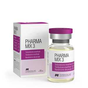Testosterone Enanthate, Trenbolone Enanthate, Nandrolone Decanoate 10ml vial (500mg/ml) online