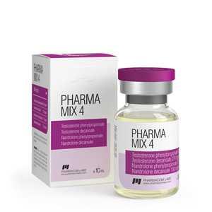 Testosterone Phenylpropionate, Testosterone Decanoate, Nandrolone Phenylpropionate, Nandrolone Decanoate 10ml vial (600mg/ml) online