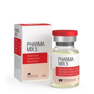 Trenbolone Base, Testosterone Base, Stanozolol Base 10ml vial (100mg/ml) online