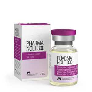 Nandrolone Propionate, Nandrolone Phenylpropionate, Nandrolone Decanoate, Nandrolone Laurate 10ml vial (300mg/ml) online