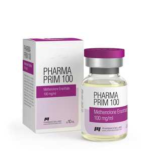 Methenolone enanthate (Primobolan depot) 10ml vial (100mg/ml) online