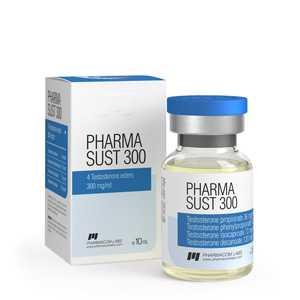 Sustanon 250 (Testosterone mix) 10ml vial (300mg/ml) online