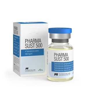 Sustanon 250 (Testosterone mix) 10ml vial (500mg/ml) online