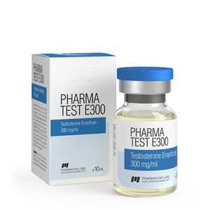 Testosterone enanthate 10ml vial (300mg/ml) online