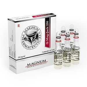 Trenbolone Acetate, Drostanolone Propionate, Testosterone Propionate 5 ampoules (250mg/ml) online