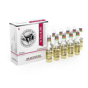 Sustanon 250 (Testosterone mix) 10 ampoules (200mg/ml) online