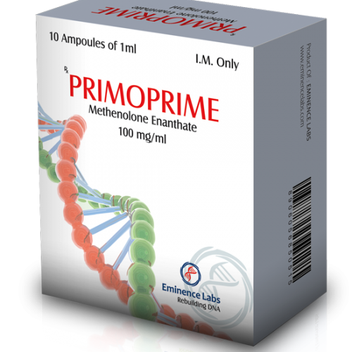 Methenolone acetate (Primobolan) 10 ampoules (100mg/ml) online