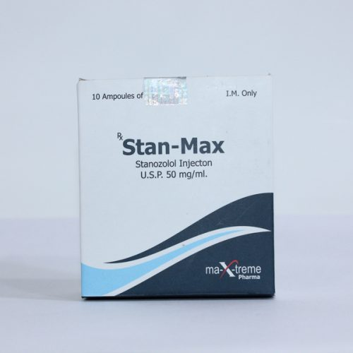 Stanozolol injection (Winstrol depot) 10 ampoules (50mg/ml) online