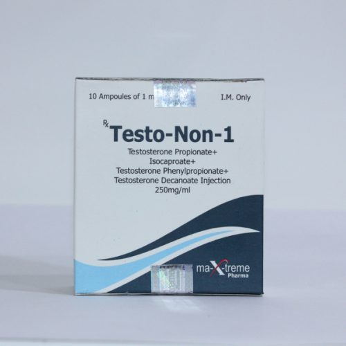 Sustanon 250 (Testosterone mix) 10 ampoules (250mg/ml) online