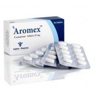Exemestane (Aromasin) 25mg (30 pills) online
