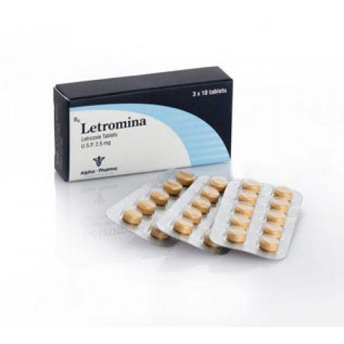 Letrozole 2.5mg (50 pills) online