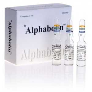 Methenolone enanthate (Primobolan depot) 5 ampoules (100mg/ml) online