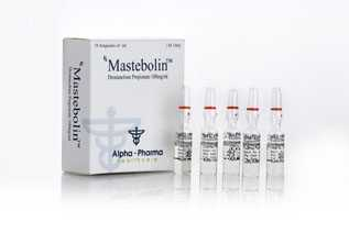 Drostanolone propionate (Masteron) 10 ampoules (100mg/ml) online