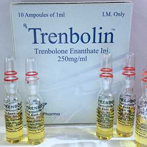 Trenbolone enanthate 10 ampoules (250mg/ml) online