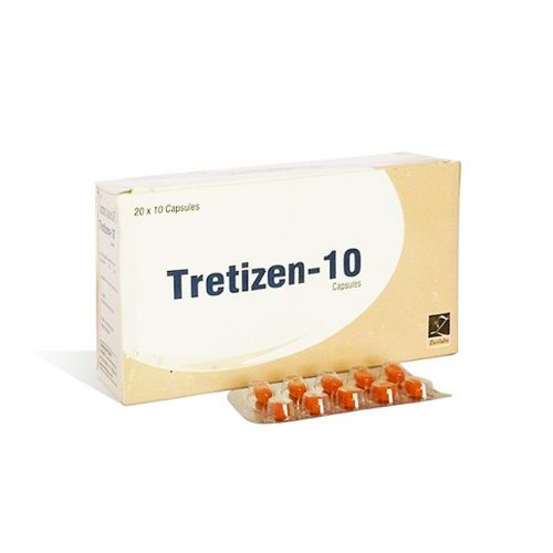 Isotretinoin (Accutane) 10mg (10 capsules) online