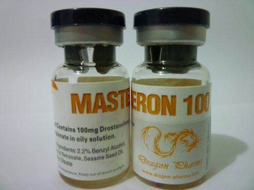 Drostanolone propionate (Masteron) 10 mL vial (100 mg/mL) online
