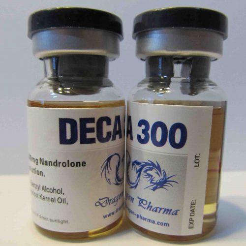 Nandrolone decanoate (Deca) 10ml vial (300mg/ml) online