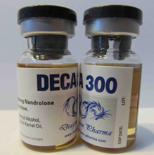 Nandrolone decanoate (Deca) 10ml vial (300mg/ml) online