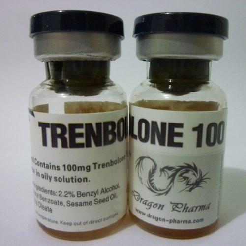Trenbolone acetate 10 mL vial (100 mg/mL) online