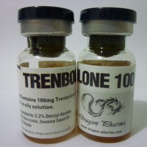 Trenbolone acetate 10 mL vial (100 mg/mL) online