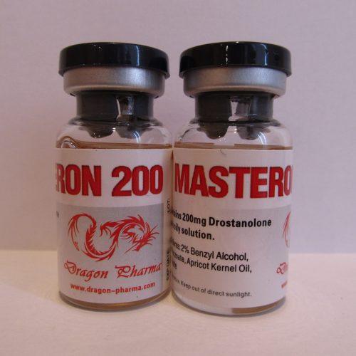 Drostanolone propionate (Masteron) 10 ampoules (200mg/ml) online