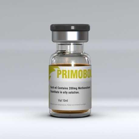 Methenolone enanthate (Primobolan depot) 10 mL vial (200 mg/mL) online