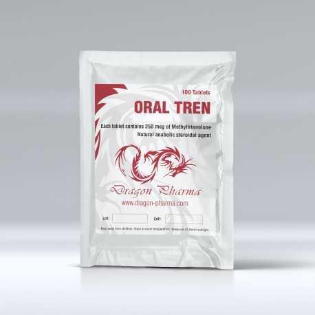 Methyltrienolone (Methyl trenbolone) 100 tabs (250 mcg/tab) online