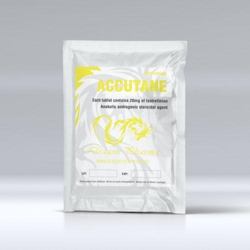 Isotretinoin (Accutane) 20mg (100 pills) online